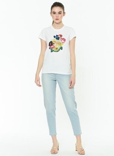Levi's® 269860003 High Waisted Taper Dont At Me Yüksek Belli Kadın Jean Pantalon Renkli